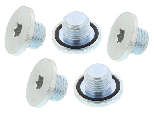 Oil drain plug designed and specialized by femco leaders in the market
